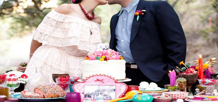 """""""El Día de los Muertos"""" Wedding Ideas"""