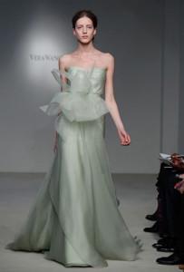 2nd pic Vera Wang green-latino-bride-and-groom