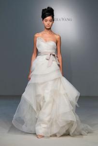 Vera Wang Tulle-latino-bride-and-groom