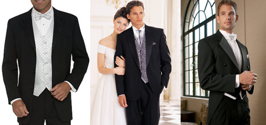 photo: Brides And Grooms Prom Tuxedos