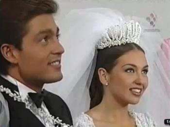 Top 10 Telenovela Weddings - Latino Bride and Groom