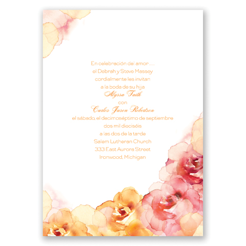 tips for the perfect wedding invitations latino bride With the wedding invitation online latino