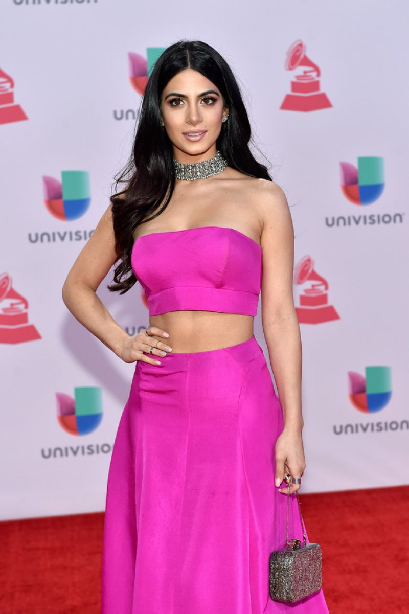 2015 Latin Grammys And American Music Awards Inspired