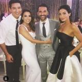 Mario-Lopez-Poses-with-the-Bride