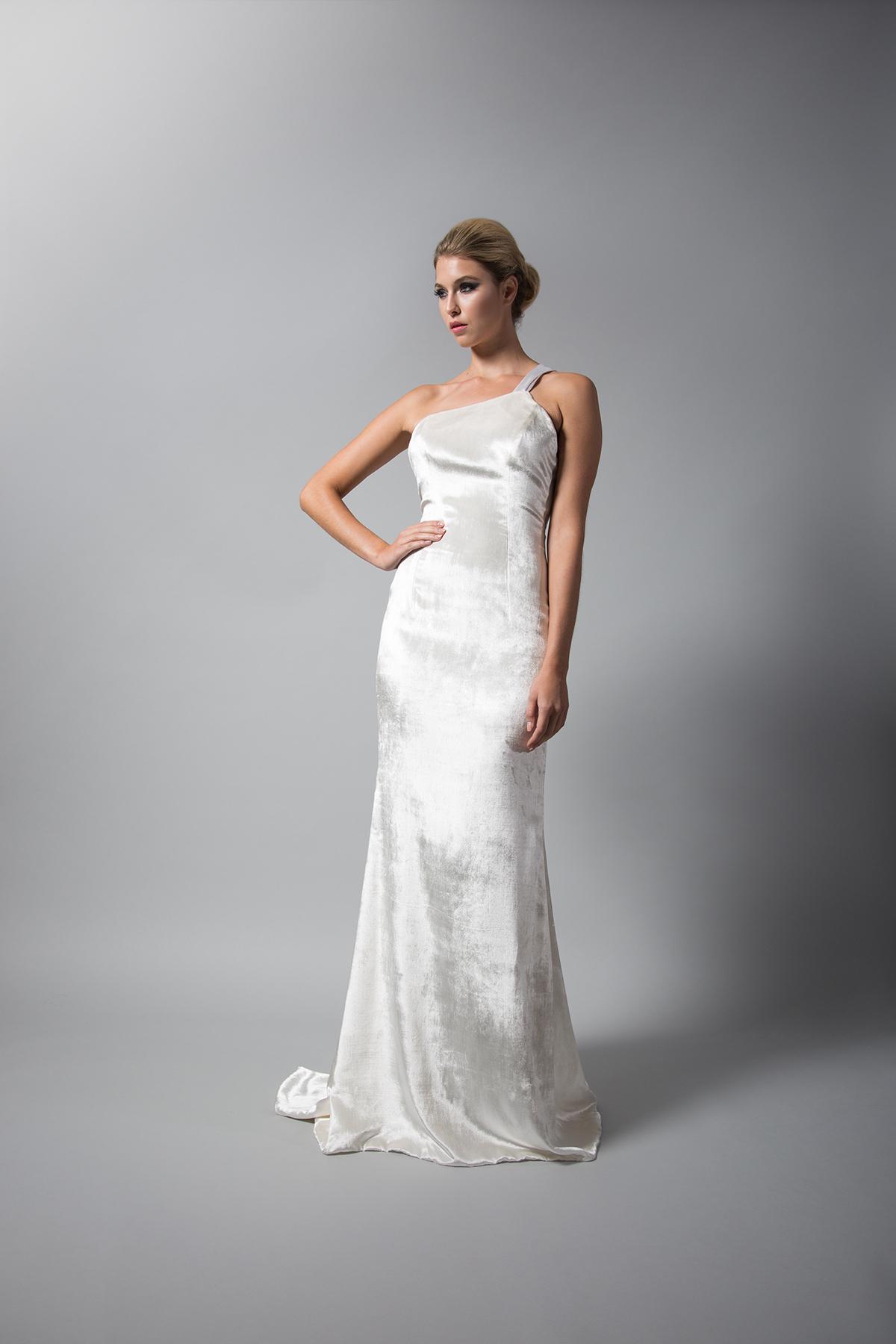 Randi Rahm: Style-Beau-Velvet-Gown